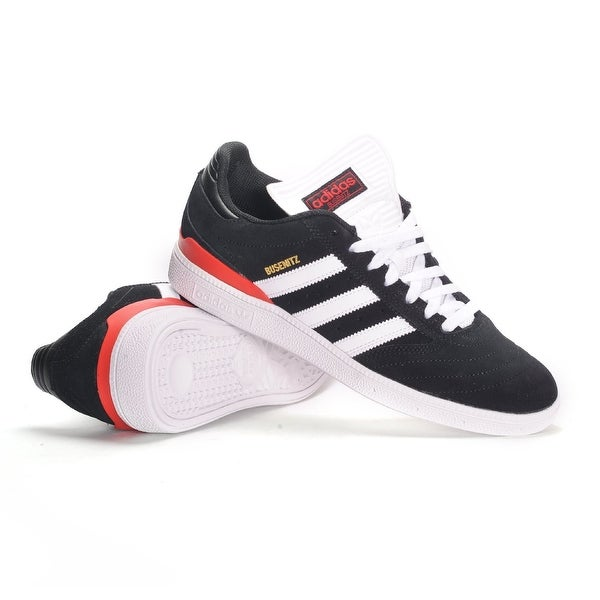 a69c9df80 ... canada shop adidas busenitz black white scarlett mens skate shoes free  shipping today overstock 22812174 8a10c
