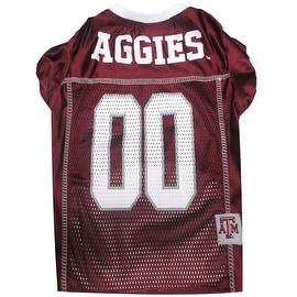 Collegiate Texas A&M Aggies Pet Jersey