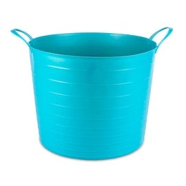 Keter Multi-Purpose Flexible Tub Tote 27 L Turquoise