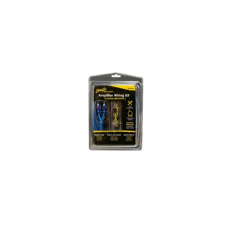 Stinger SSK4ANL 4Ga 1000W Complete Wiring Kit Stinger SSK4ANL 4Ga 1000W Complete Wiring Kit