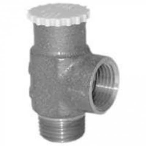 """Simmons 450-5 Relife Valve Lead Free, 1/2"""""""