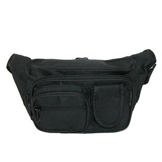 Everest Concealed Carry Waist Pack - Black