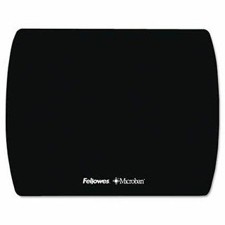 Fellowes 5908101 Ultra-Thin Mouse Pad w/ Microban (Black)