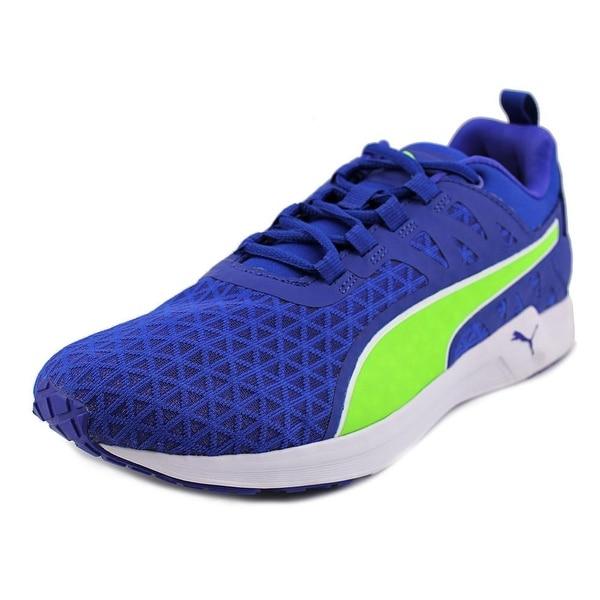 Puma Pulse XT v2 Filtered Women Round Toe Canvas Blue Running Shoe