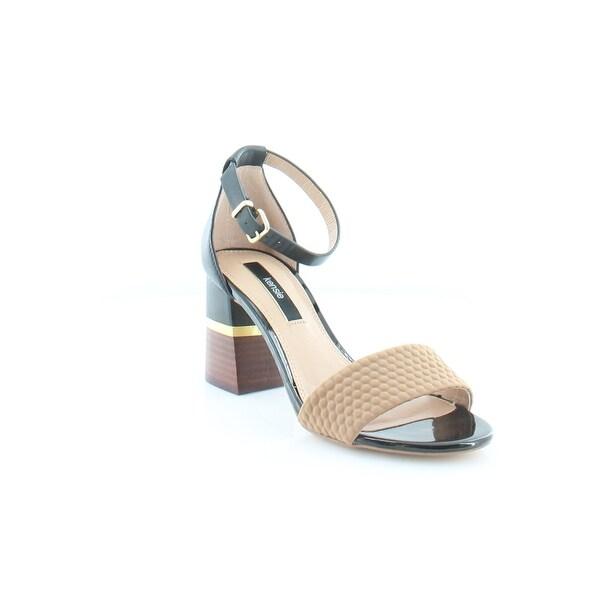 Kensie Estan Women's Sandals & Flip Flops Camel