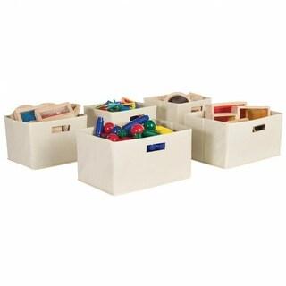 Fabric Baskets (Set of 5)