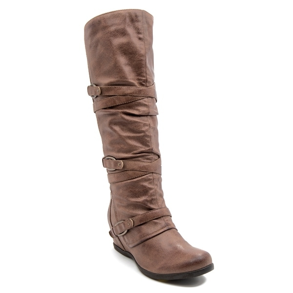 Baretraps Qacha Women's Boots Mushroom