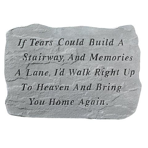 If Tears Could Build A Stairway Marker Nr