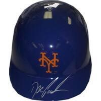 Dwight Gooden signed New York Mets Mini Batting Helmet