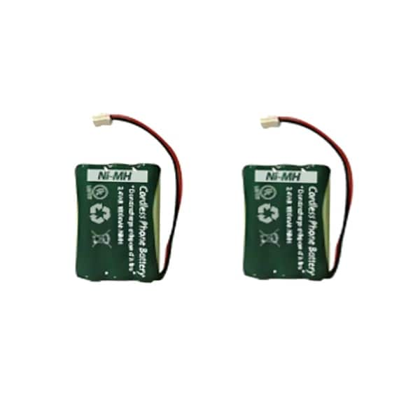 Battery for All Brands 27910 (2pack) Replacement Battery