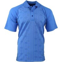 Page & Tuttle Grid Print Polo