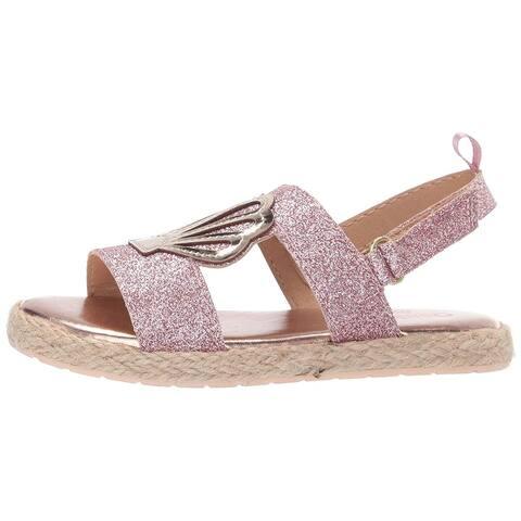 Kids OshKosh B'Gosh Girls oceana-g SlingBack Espadrille Sandals