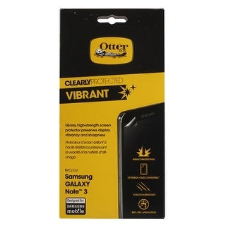 OtterBox Clearly Protected Screen Protector for Samsung Galaxy Note 3