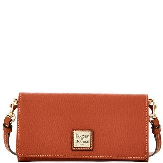 Dooney & Bourke Pebble Grain Daphne Crossbody Wallet (Introduced by Dooney & Bourke at $168 in Jul 2016)