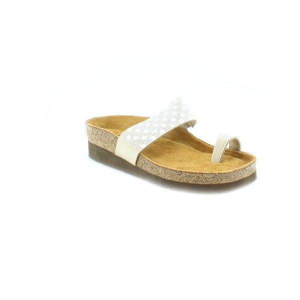 Naot Nevada Women's Sandals & Flip Flops Beige
