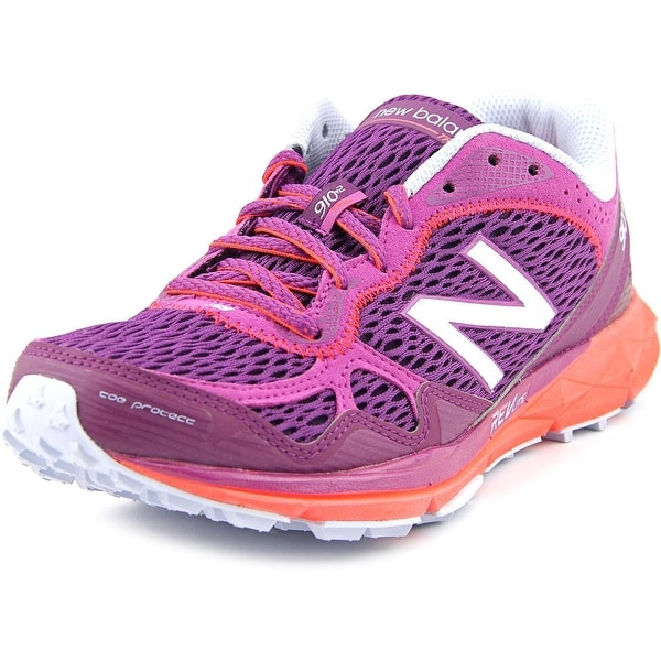 New Balance WT910 Women  Round Toe Synthetic  Trail Running