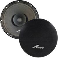 "Audiopipe 6.5"" Slim Loudspeaker (Pair) 120W Max"