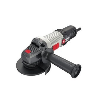 Stanley Black & Decker PCEG011 6A, 4.5 in. Small Angle Grinder