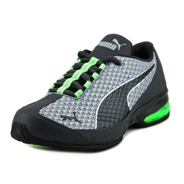 6557bb91bcb6 Shop Puma Reverb Mesh Men Round Toe Synthetic Gray Sneakers - Free ...