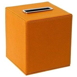 Nameeks AC02 Gedy Tissue Box Cover (Option: Orange Finish)