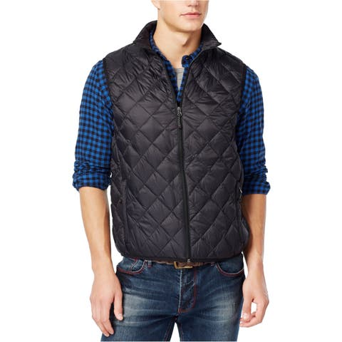 Hawke & Co. Mens Packable Quilted Vest - Big 3X