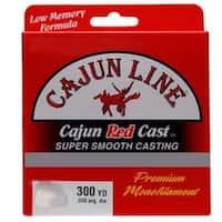 Cajun Line Red Cast 300yd 20lb