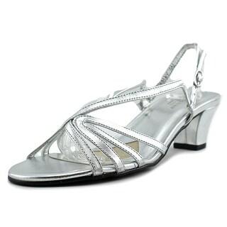 Mark Lemp By Walking Cradles Leash Women Open Toe Leather Sandals