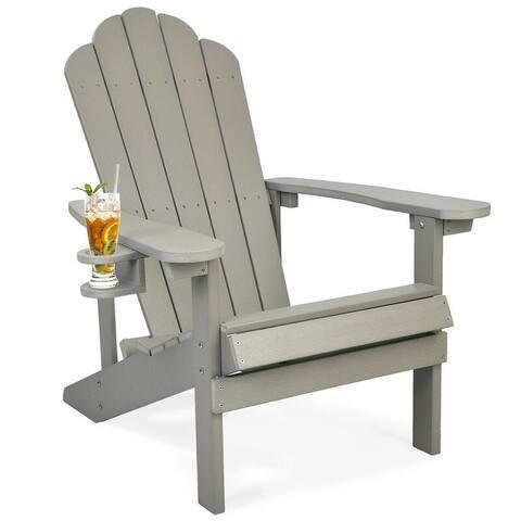 Classic Patio Adirondack Chair
