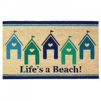 Beach House Doormat