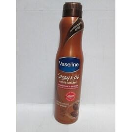 Vaseline Spray & Go Cocoa Radiant Moisturizer 6.5oz
