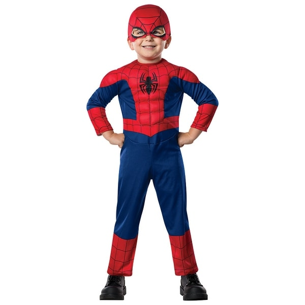 Toddler Ultimate Spider-Man Halloween Costume - 2T-4T