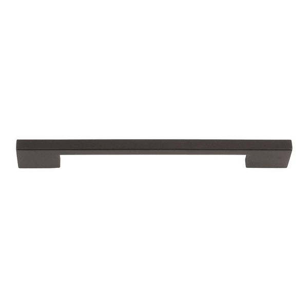 """Atlas Homewares A826 Thin Square 7-9/16"""" Center to Center Handle Cabinet Pull"""
