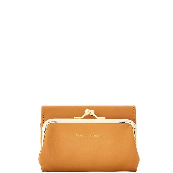 Dooney & Bourke Lambskin Framed Billfold Wallet (Introduced by Dooney & Bourke at $118 in Aug 2016)
