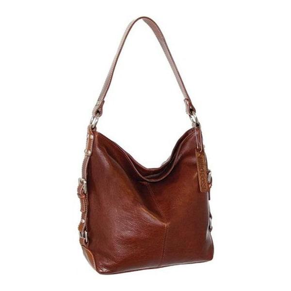 Nino Bossi Women's Chrissy Shoulder Bag Walnut - US Women's One Size (Size None)