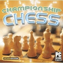 Selectsoft LFCHAMCHEJ Selectsoft Championship Chess - Puzzle Game Jewel Case Retail - PC