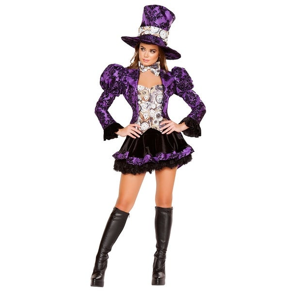 ac61c635f2 Tea Party Cutie Costume, Hoty Mad Hatter Costume