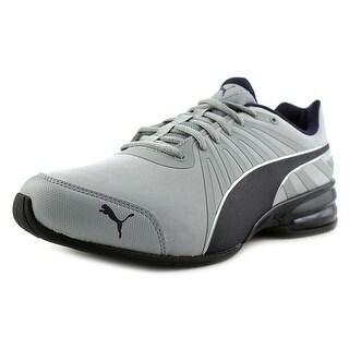 Puma Cell Kilter Men  Round Toe Synthetic Gray Running Shoe