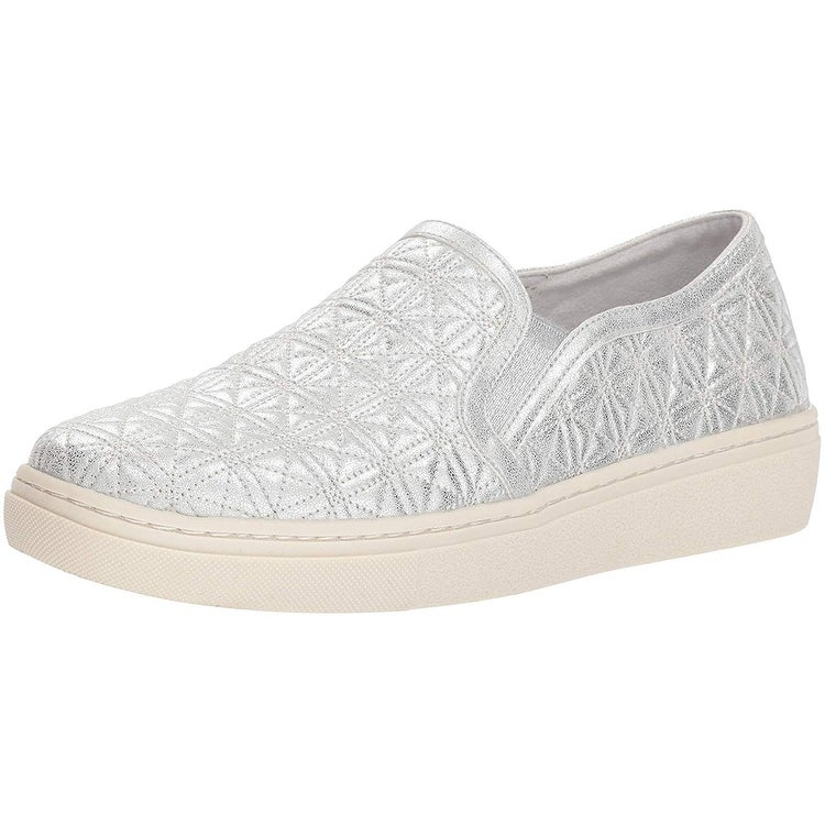 skechers quilted slip on