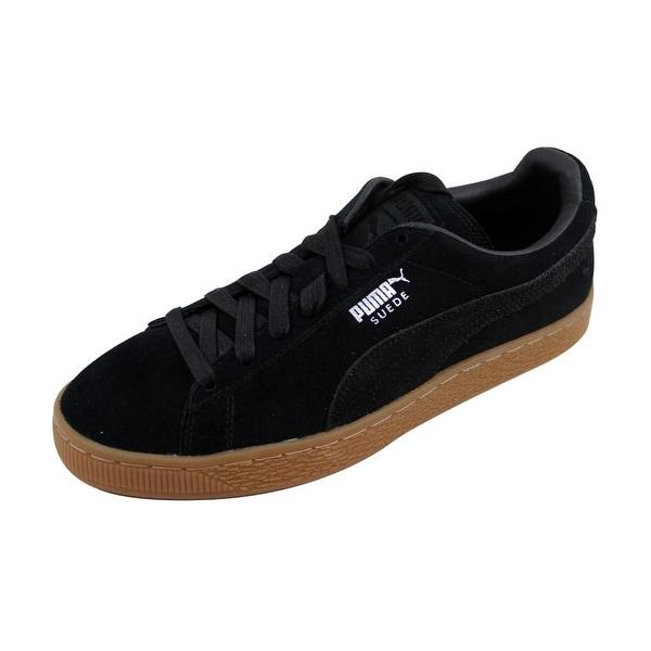 3861dbd34db0 Shop Puma Men s Suede Classic CITI Puma Black 362551 03 Size 8 ...