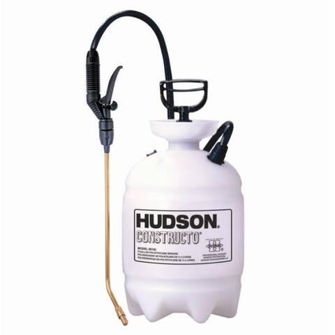 HudsonA 90182 ConstructoA Poly Sprayer, 2 Gallon / 8 Liters
