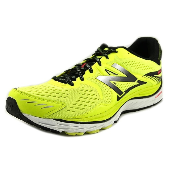 New Balance M880 Men Round Toe Synthetic Yellow Running Shoe