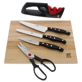ZWILLING J.A. Henckels TWIN Signature 6-pc Knife and Cutting Board Set