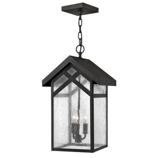 Hinkley Lighting 1792 3 Light Outdoor Lantern Pendant from the Holbrook Collection