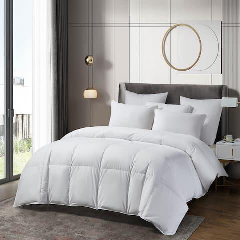 Beautyrest Tencel Cover White Down Comforter