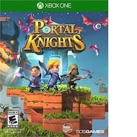 505 Games 71501907 Portal Knights x box One