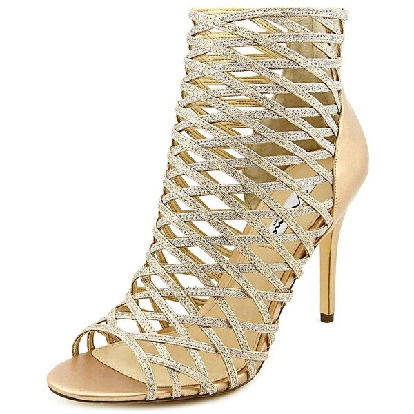 Nina Womens Cypress Open Toe Special Occasion Strappy Sandals - 8