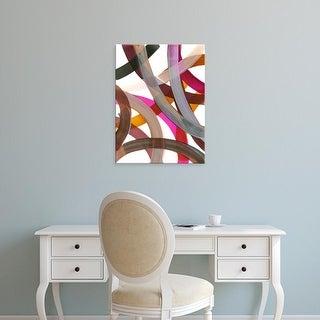 Easy Art Prints Jodi Fuchs's 'Infinite Path III' Premium Canvas Art