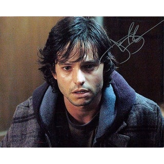 Signed Behr Jason 8x10 Photo autographed