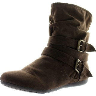 Report Womens Evon Boot - Brown