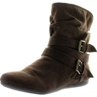 Report Womens Evon Boot - Brown